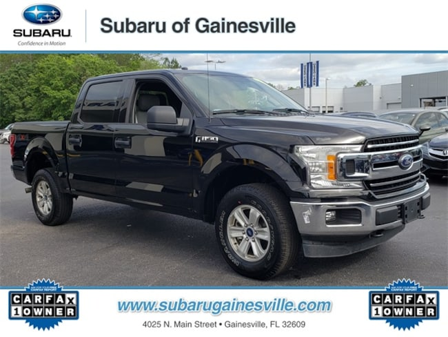 Used 2018 Ford F-150 XLT Truck in Gainesville, FL