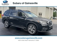 New 2019 Subaru Ascent Limited 7-Passenger SUV 4S4WMAPD5K3484399 in Gainesville, FL