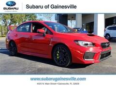 New 2019 Subaru WRX STI Sedan JF1VA2R65K9817300 in Gainesville, FL