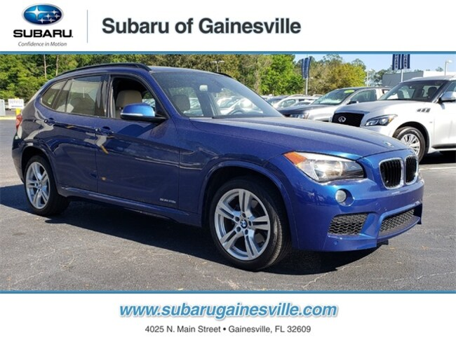 Used 2015 BMW X1 Sdrive28i SUV in Gainesville, FL