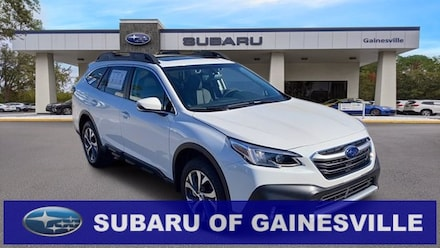 Featured New 2021 Subaru Outback Limited SUV for Sale in Gainesville, FL