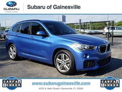 Used 2016 BMW X1 Xdrive28i SUV WBXHT3C35G5E48318 in Gainesville, FL