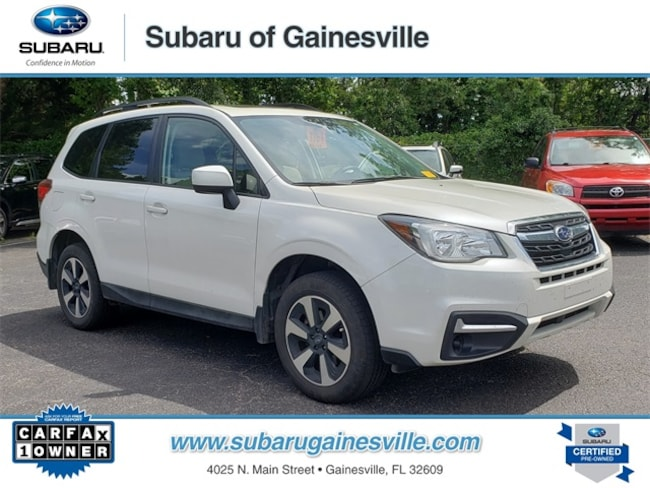 Used 2017 Subaru Forester 2.5i Premium SUV in Gainesville, FL