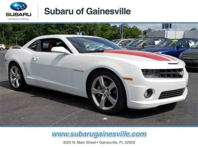 Used 2013 Chevrolet Camaro SS 2SS Coupe in Gainesville, FL