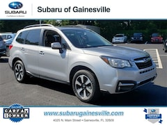 Certified Pre-Owned 2017 Subaru Forester 2.5i Limited SUV JF2SJAJC4HH586995