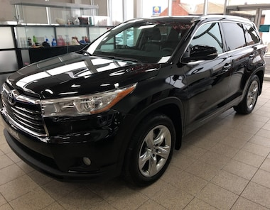 2016 Toyota Highlander Limited AWD *GPS, BLUETOOTH, TOIT OUVRANT* SUV