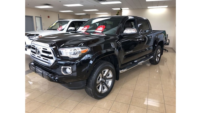 2018 Toyota Tacoma Limited V6 Camion cabine double