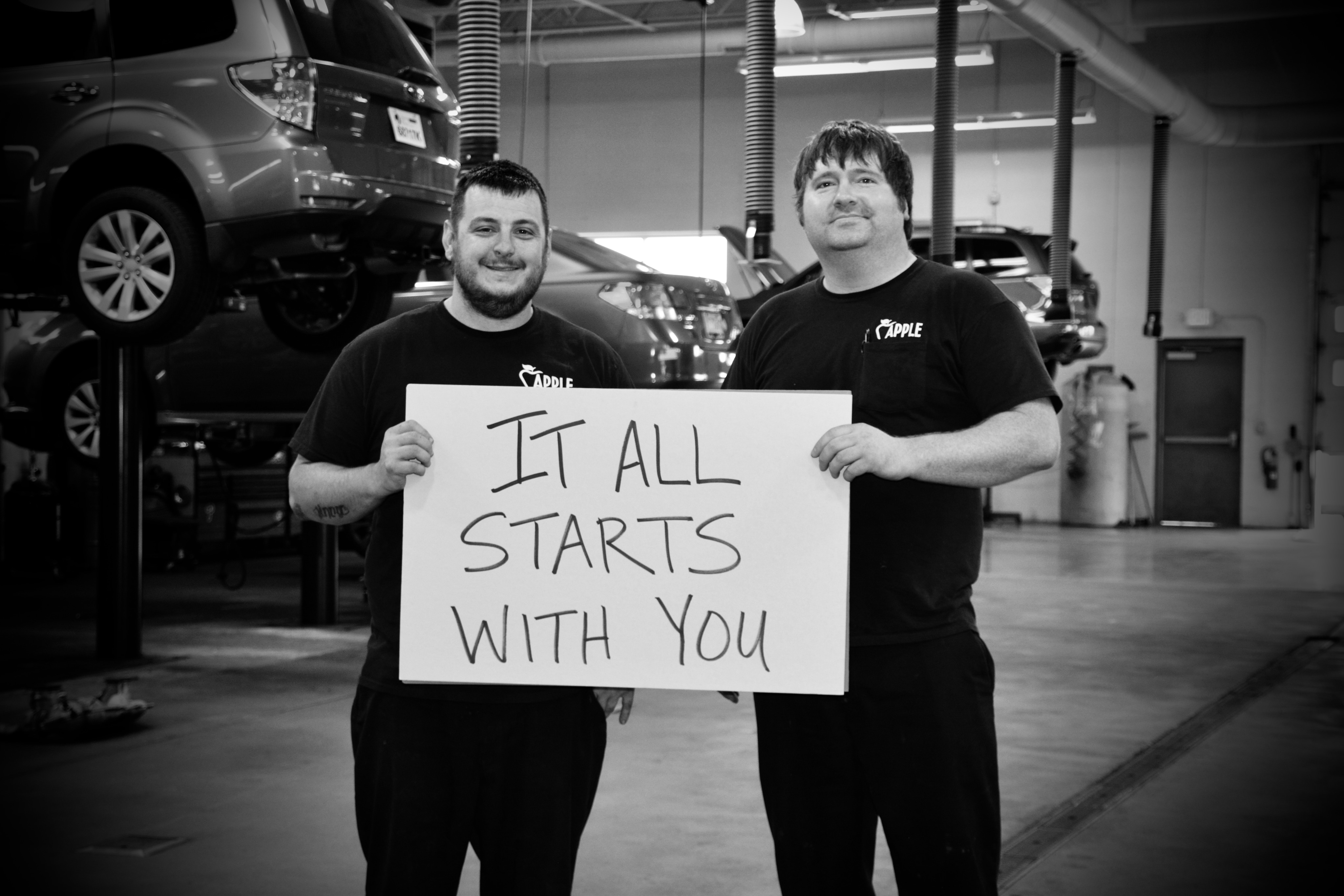 Apple Ford Red Lion Pa >> Hiring Service Technicians in York, PA | Apple Automotive ...