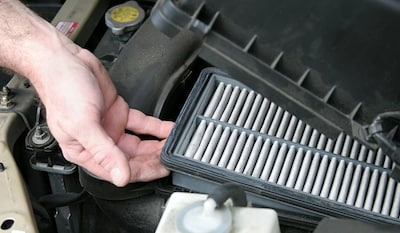 $5 off Cabin Filter Installation