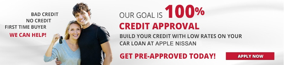 Financing Credit Approval Promotion