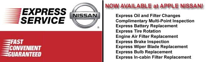 Express Service Details