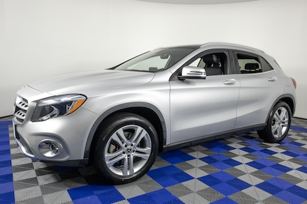 2018 Mercedes-Benz GLA 250 Premium SUV