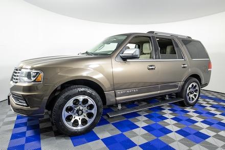 2015 Lincoln Navigator Select SUV