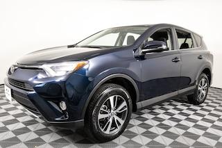 2018 Toyota RAV4 XLE AWD SUV