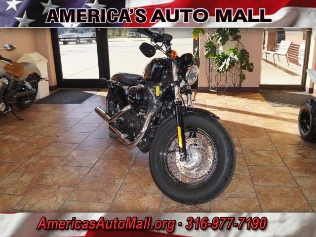 2013 Harley-Davidson XL1200X Forty-Eight Cruiser