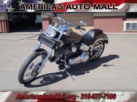 2004 Harley-Davidson Fxstdi Softail Deuce Cruiser