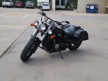 2010 Honda VT750C2 Shadow Spirit Phantom Cruiser
