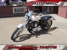 2007 Harley-Davidson XL 1200C Sportster Cruiser