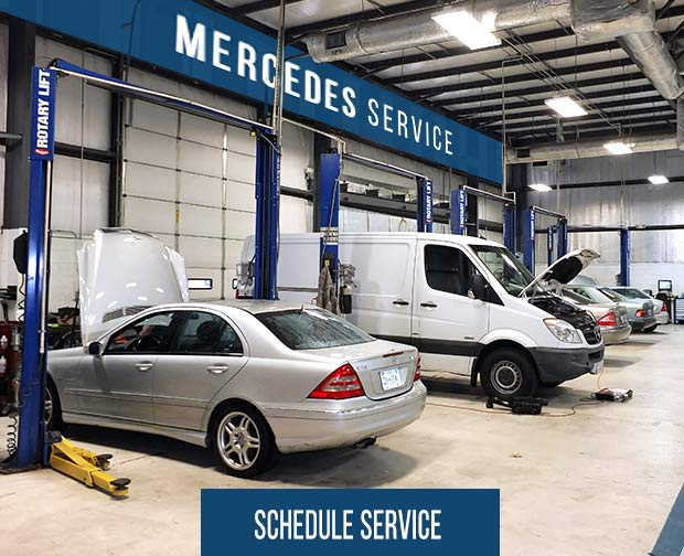 Mercedes Service Shop