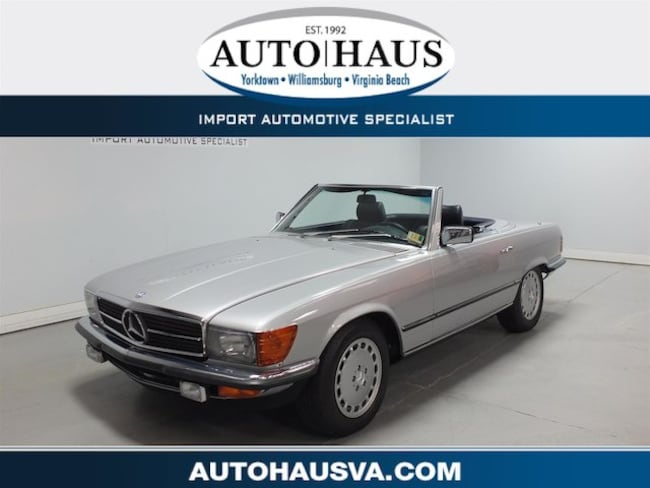 1985 Mercedes-Benz 280 SL 280 SL Convertible
