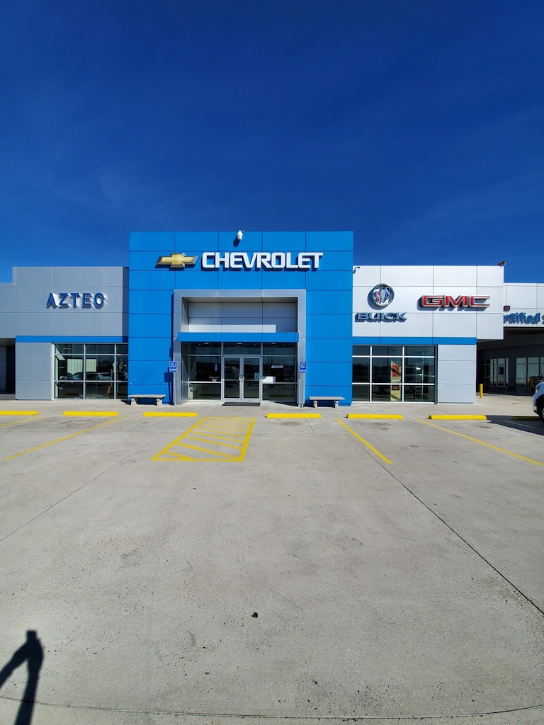 New Chevrolet Ford And Used Car Dealer Serving Goliad Aztec Autoplex