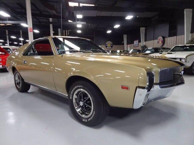 1968年 AMC AMX
