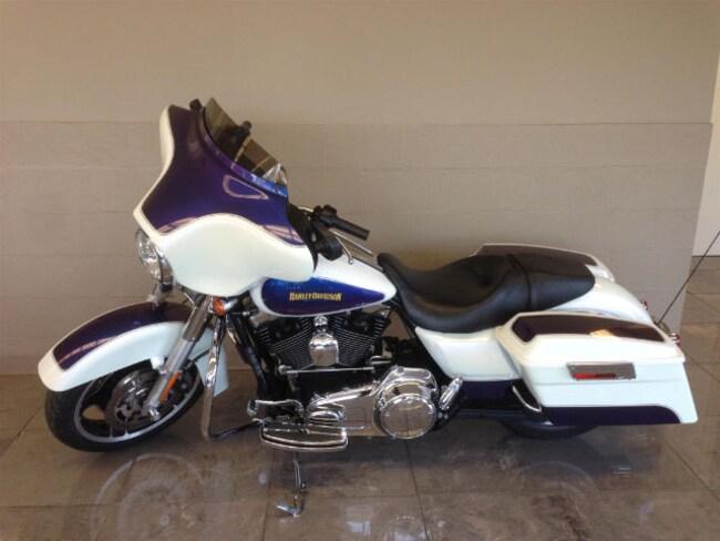 2010 Harley Flhx Motorcycle