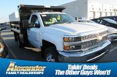 2019 Chevrolet Silverado 3500HD Chassis WT Truck Regular Cab