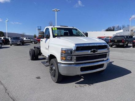 2020 Chevrolet Silverado 4500HD Truck Regular Cab
