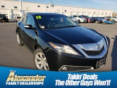 2012 Acura ZDX Base w/Technology Package SUV