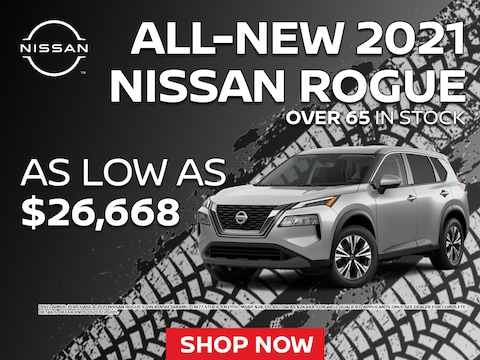 Find Your New 2021 Nissan Rogue at Blaise Alexander Nissan in Muncy, PA