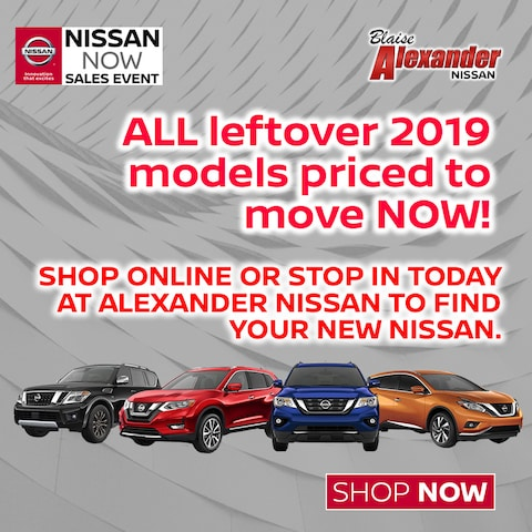 All Leftover 2019 Models Are Priced To Move!