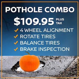 Pothole Special October