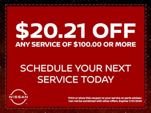 $20.21 Off Any Service of $100 or More