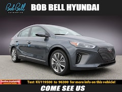New 2019 Hyundai Ioniq Hybrid Limited in Glen Burnie