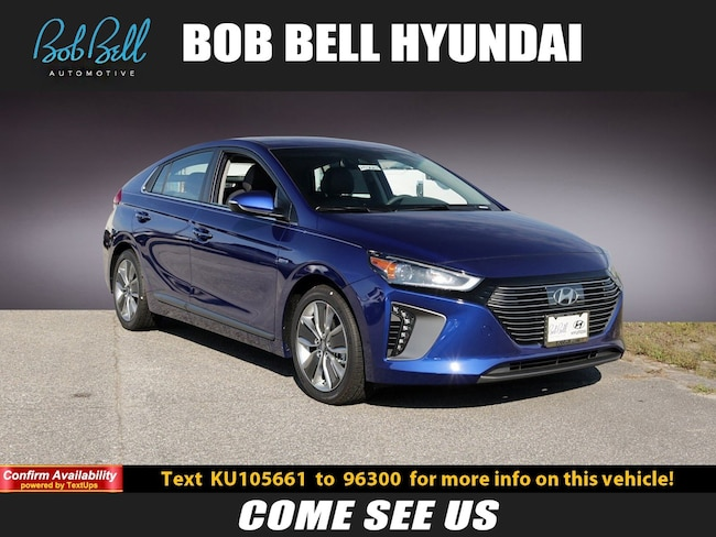 New 2019 Hyundai Ioniq Hybrid Limited Hatchback in Glen Burnie