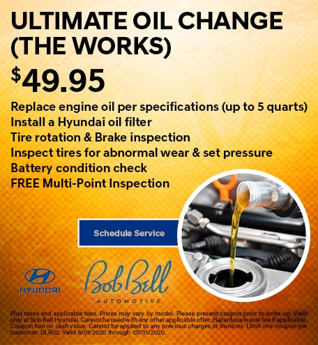 Ultimate Oil Change - The Works