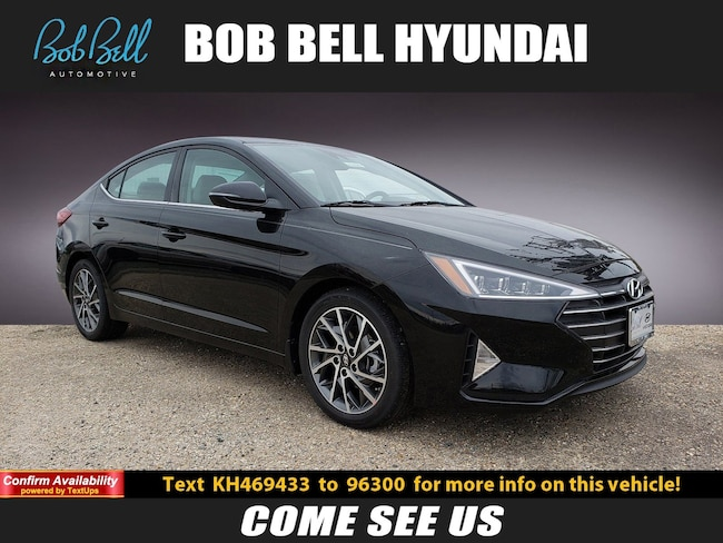 New 2019 Hyundai Elantra Limited Limited Auto in Glen Burnie