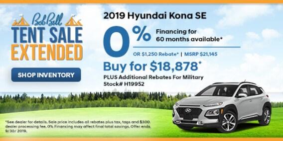 New & Used Hyundai Dealer Near Baltimore | Glen Burnie | Bob