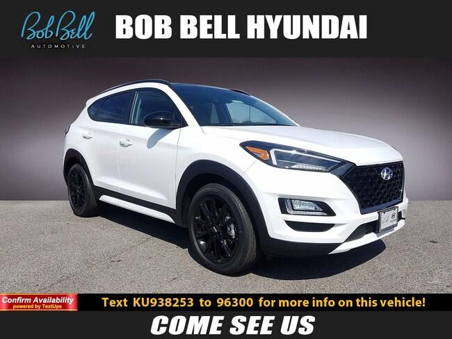 New 2019 Hyundai Tucson Night Night FWD in Glen Burnie