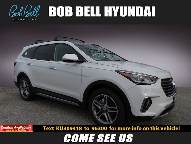 New 2019 Hyundai Santa Fe XL Limited Ultimate Limited Ultimate AWD in Glen Burnie