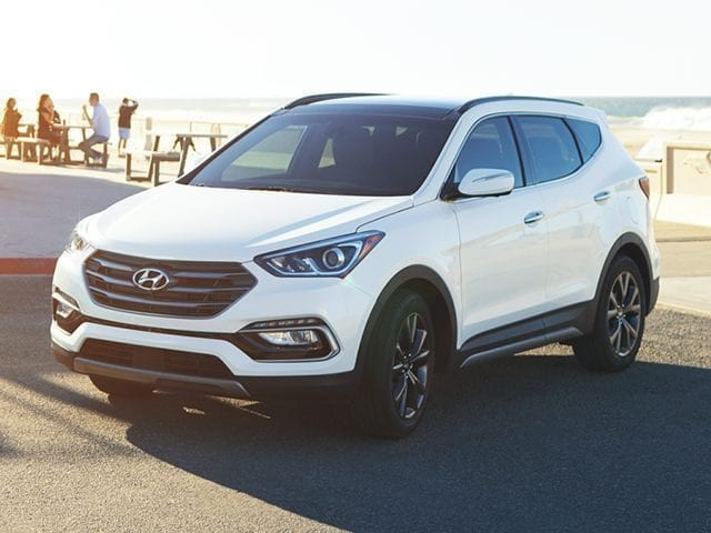 Big News! The Stylish New 2018 Hyundai Santa Fe Sport is