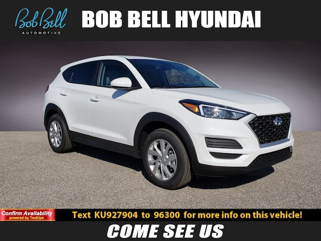 New 2019 Hyundai Tucson SE SE AWD in Glen Burnie