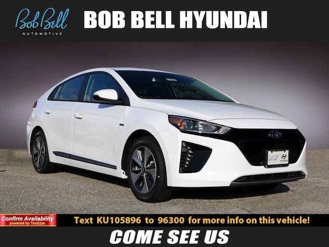New 2019 Hyundai Ioniq Hybrid SEL Hatchback in Glen Burnie