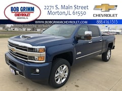 2018 Chevrolet Silverado 2500HD High Country Truck Crew Cab