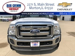 2011 Ford F-450 Chassis Truck Super Cab