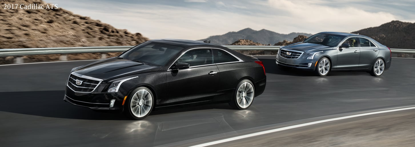 New 2017-2018 Cadillac And Used