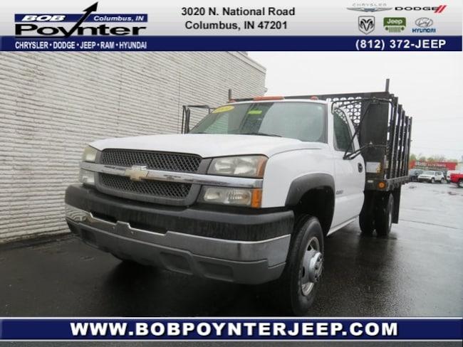 2004 Chevrolet Silverado 3500 Work Truck Truck