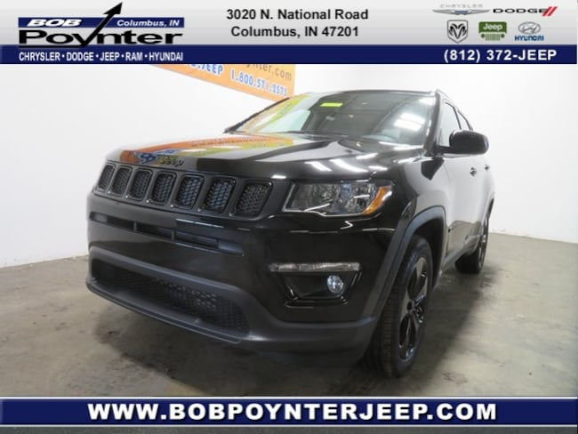2019 Jeep Compass Latitude FWD SUV