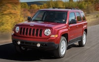 2017 Jeep Patriot near Iowa City